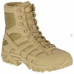 Merrell MOAB 2 8 Inch Military Boot J17783 Men's